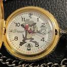 ARMITRON ACME TAZMANIA DEVIL POCKET WATCH